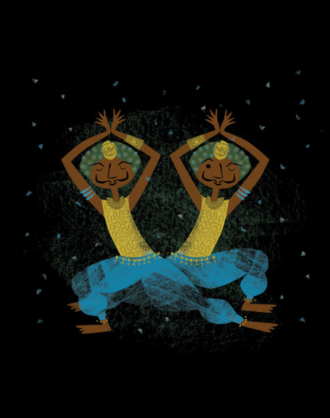 NUT_arabian dancers